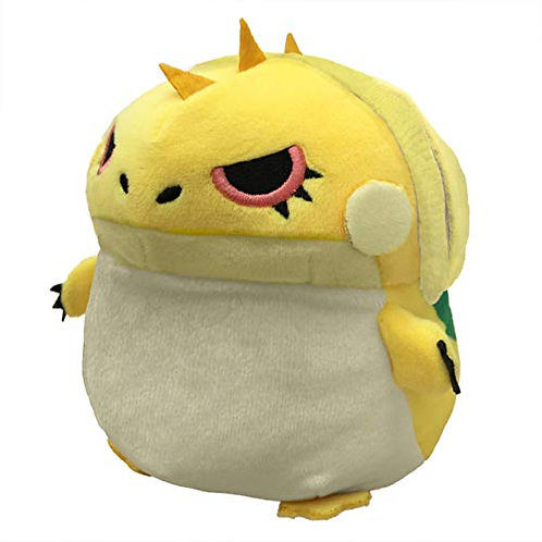 Capcom Monster Hunter: Great Jagras Soft & Springy Plush