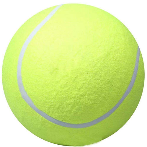"""Funrarity Giant 9.5"""" Tennis Ball Pet Toy"""
