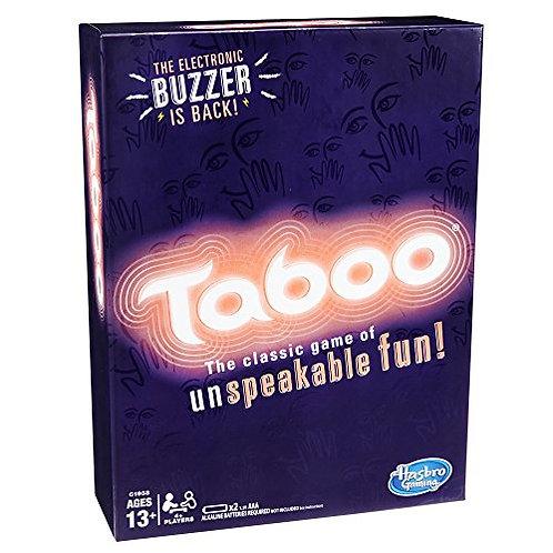 Taboo Buzzer (Refresh)