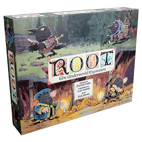Root: Underworld