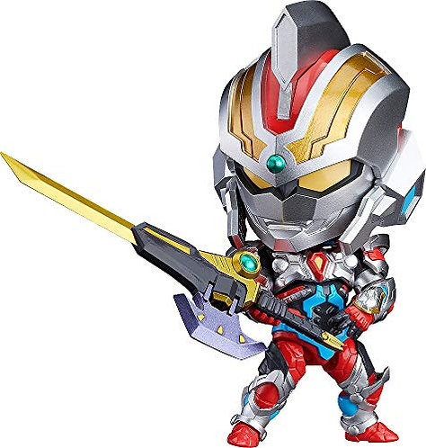 Good Smile Nendoroid Gridman: Ssss. DX Ver