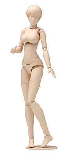 1/12 Scale Movable Body Female Type [Ver. B] Plastic Model SR-023