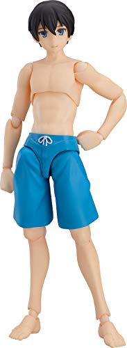 Max Factory Male Swimsuit Body (Ryo) Figma Action Figure