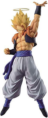 Dragon Ball Legends Collab Super Saiyan Gogeta Figure
