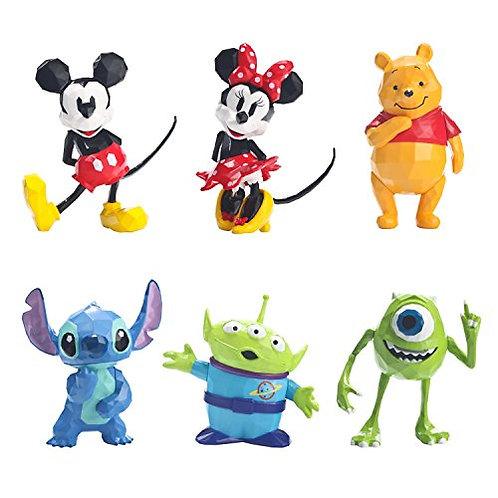 POLYGO - Mini Action Figure Collection 6Pack Box