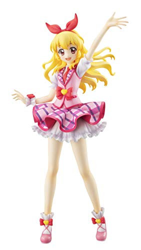 Megahouse Aikatsu!: Ichigo Hoshimiya (Pink Stage Version) PVC Figure