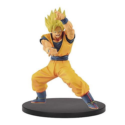 Dragon Ball Super Chosenshiretsuden Vol. 1 Super Saiyan Goku Figure