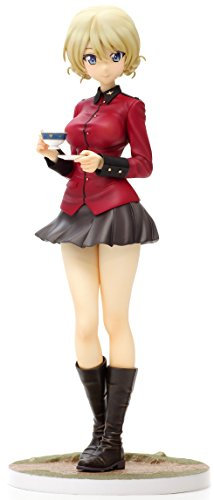 Dream Tech Girls & Panzer Darjeeling Panzer Jacket Ver. 1/8 Scale PVC Figure