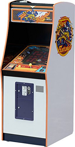 FREEing Namco Arcade Tank Battalion Machine Collection