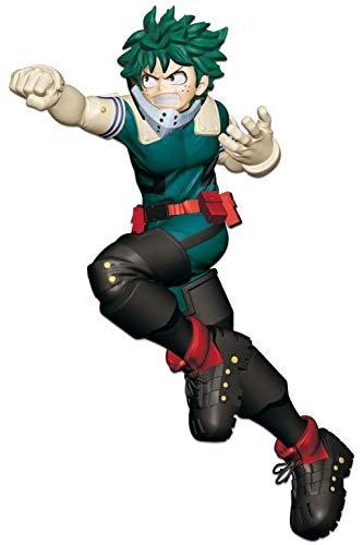 Banpresto 35783 My Hero Academia Enter The Hero Izuku Midoriya Figure