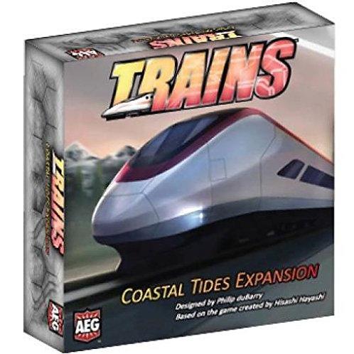 Trains: Coastal Tides