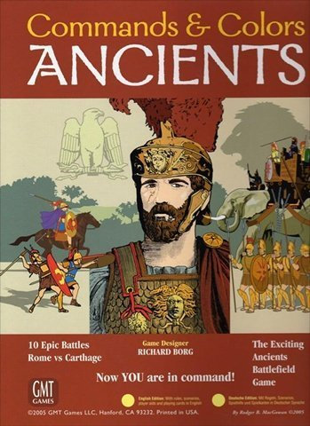 Command & Colors: Ancients 3rd ed.