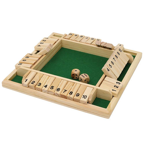 Funrarity Shut The Box