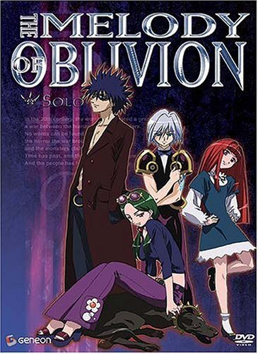 The Melody of Oblivion: Solo Volume Four DVD