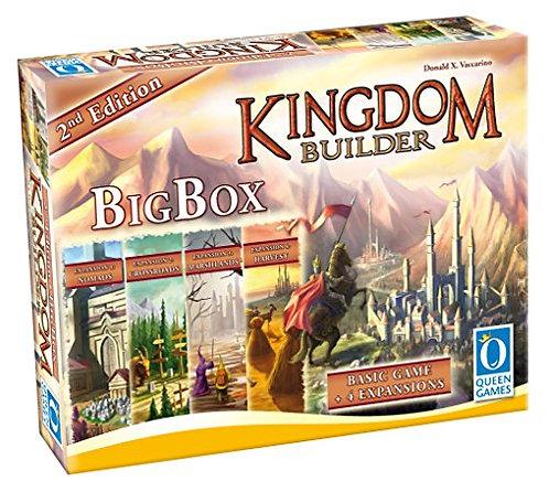 Kingdom Builder: Big Box 2E