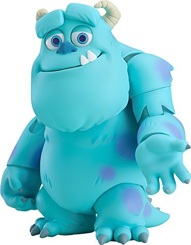 Good Smile Monsters, Sulley Deluxe Nendoroid Action Figure