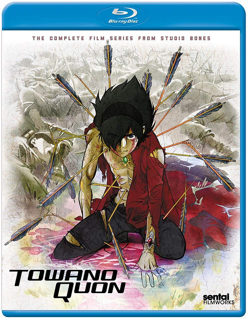 Towanoquon Complete Collection Blu-Ray