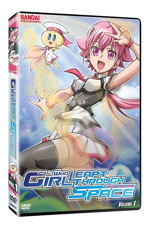 Girl Who Leapt Through Space: Volume One DVD
