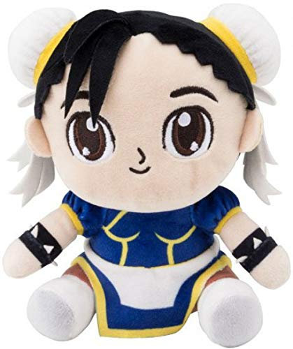 "Stubbins Toy Plush - 6"" - Chun Li (Capcom)"