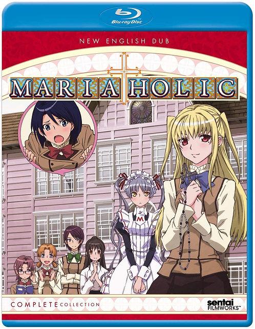 Maria Holic Blu-Ray