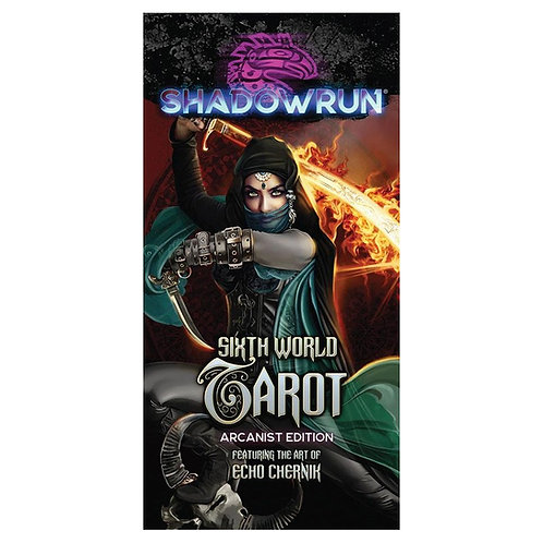 Shadowrun: Sixth World Tarot Arcanist
