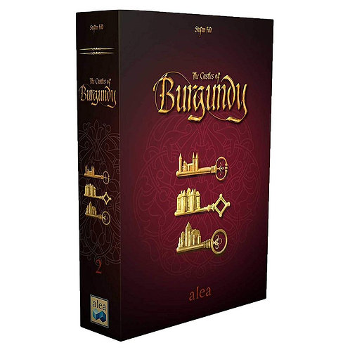 Castles of Burgundy 20th Anniversary