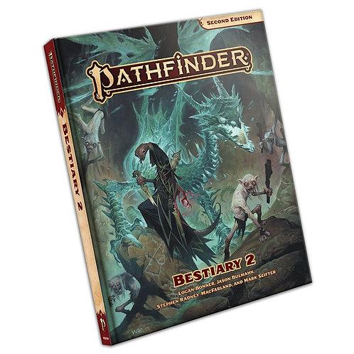 Pathfinder: Bestiary 2