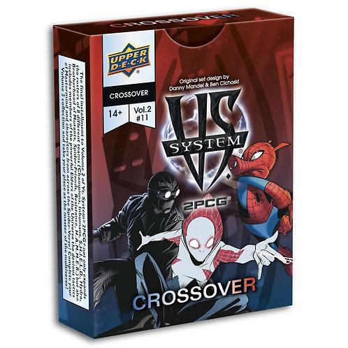 VS System 2PCG: Marvel: Crossover Vol.2