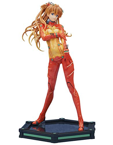 Bell Fine Evangelion 2.0: Asuka Langley (Plugsuit Version) 1: 4 Scale PVC Figure
