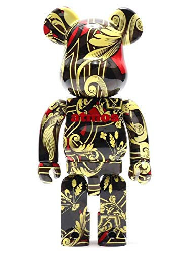 BE@RBRICK Atmos Scarf 100% & 400% Set