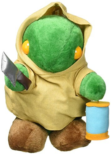 Square Enix Final Fantasy 2016 Tonberry Stuffed Plush, 11""