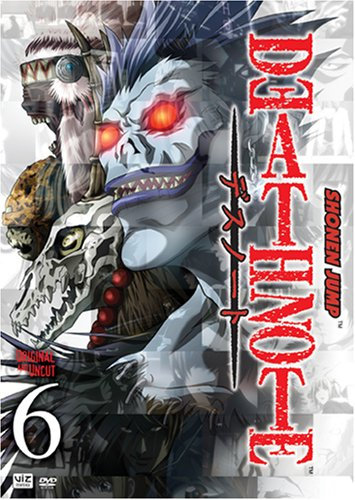 Death Note Vol. 6 Standard DVD