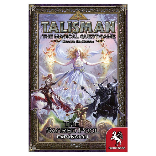 Talisman: The Sacred Pool