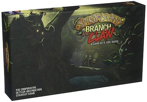 Spirit Island Branch & Claw Expansion