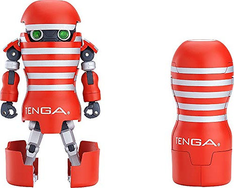 Good Smile TENGA ? Robo TENGA Robo Non-Scale ABS Painted Deformation Toy