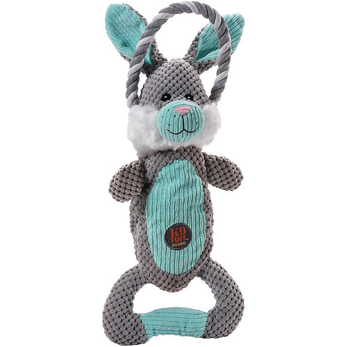 Charming Pet Products Scrunch Bunch 2.0 Bunny Toy