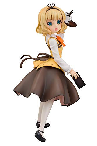 Plum is The Order A Rabbit?: Syaro (Caf� Style) 1: 7 Scale PVC Figure
