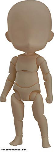 Good Smile Nendoroid Doll: Boy Archetype (Cinnamon Color Version) Action Figure