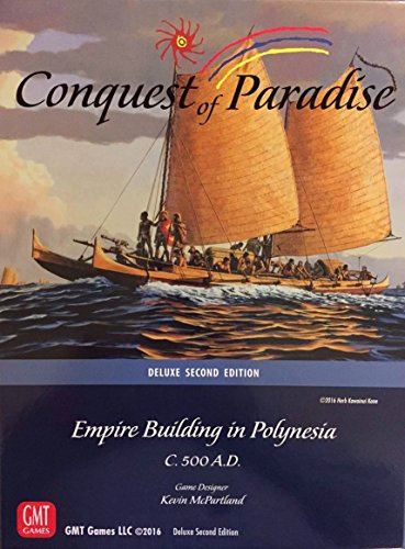 Conquest of Paradise Deluxe 2nd Ed.