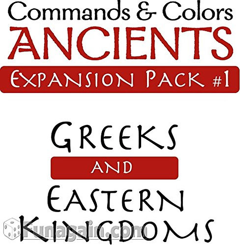 Commands & Colors: Greece & EastKingdoms
