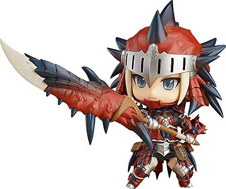Monsters Hunter World: Female Rathalos Armor (Deluxe Edition)  Figure