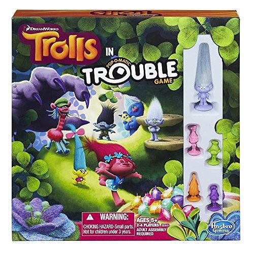 Trolls in Trouble