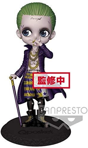 Banpresto Suicide Squad Q Posket-Joker-(A: Normal Color Ver)