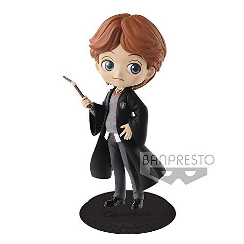 Banpresto 10186/35693 Harry Potter - Q Posket Ron Weasley (Normal Color) Figure