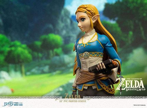 The Legend of Zelda: Breath of The Wild - Zelda Statue
