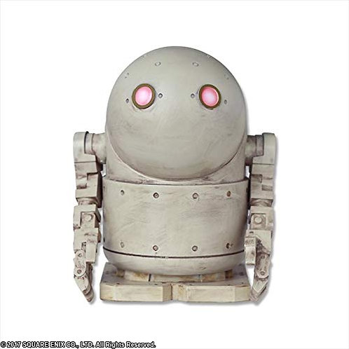 Square Enix NieR Automata Machine Lifeform Money Coin Bank Figure