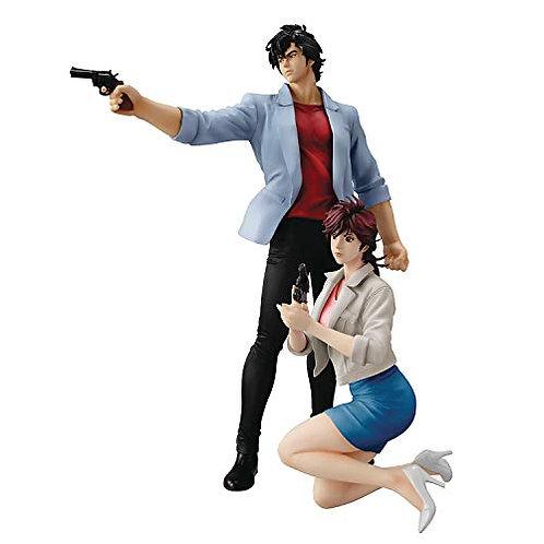 City Hunter: Shinjuku Private Eyes: Ryo Saeba & Kaori Makimura PVC Figure