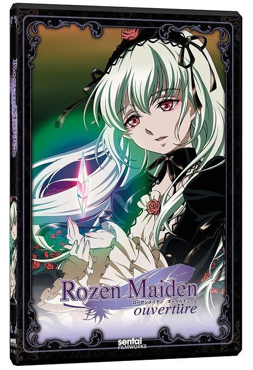 Rozen Maiden Ouverture DVD
