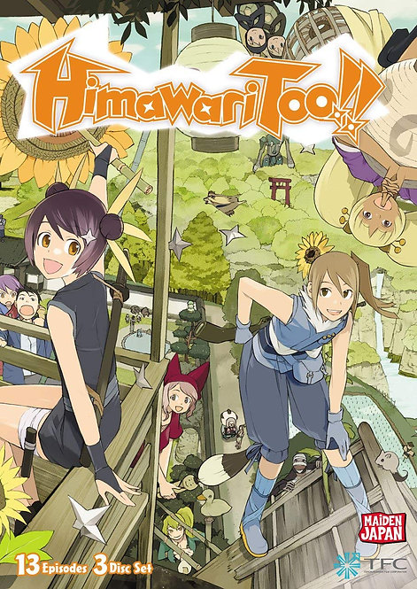 Himawari, Too! Season 2 Collection DVD