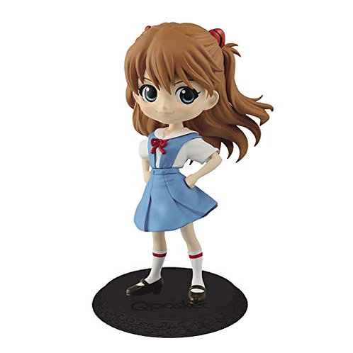Banpresto Evangelion Movie Q Posket-Shikinami Asuka Langley-(Ver.A) Figure